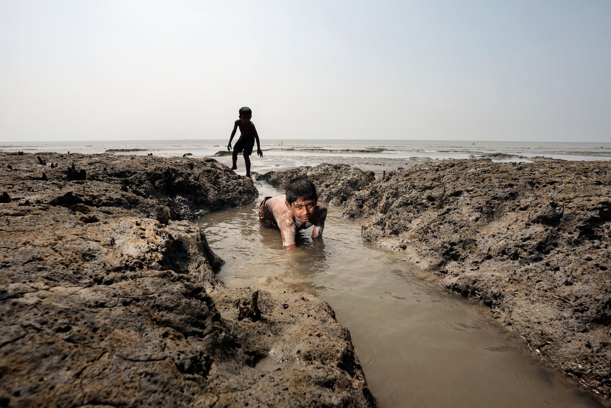 What Survival Looks Like After the Oceans Rise
