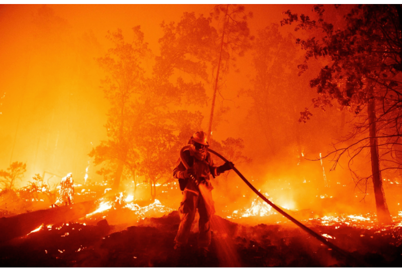 The 'Straightforward' Link Between Climate and California's Fires
