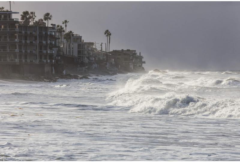 Sea Level Rise Is Speeding up Along Most of the U.S. Coast