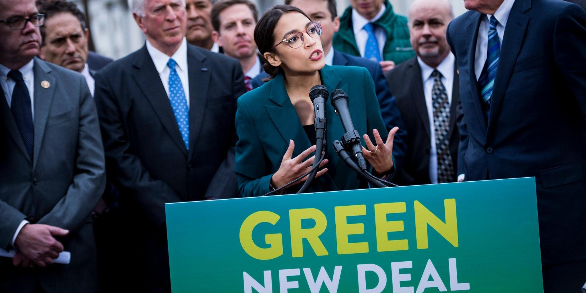 What Is the Green New Deal? A Climate Proposal, Explained