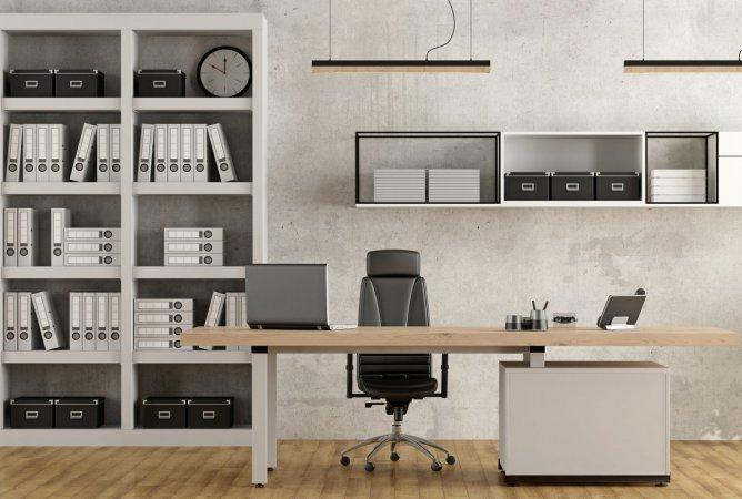 Inspired Eco-Friendly Offices Incorporate Sustainable Furniture