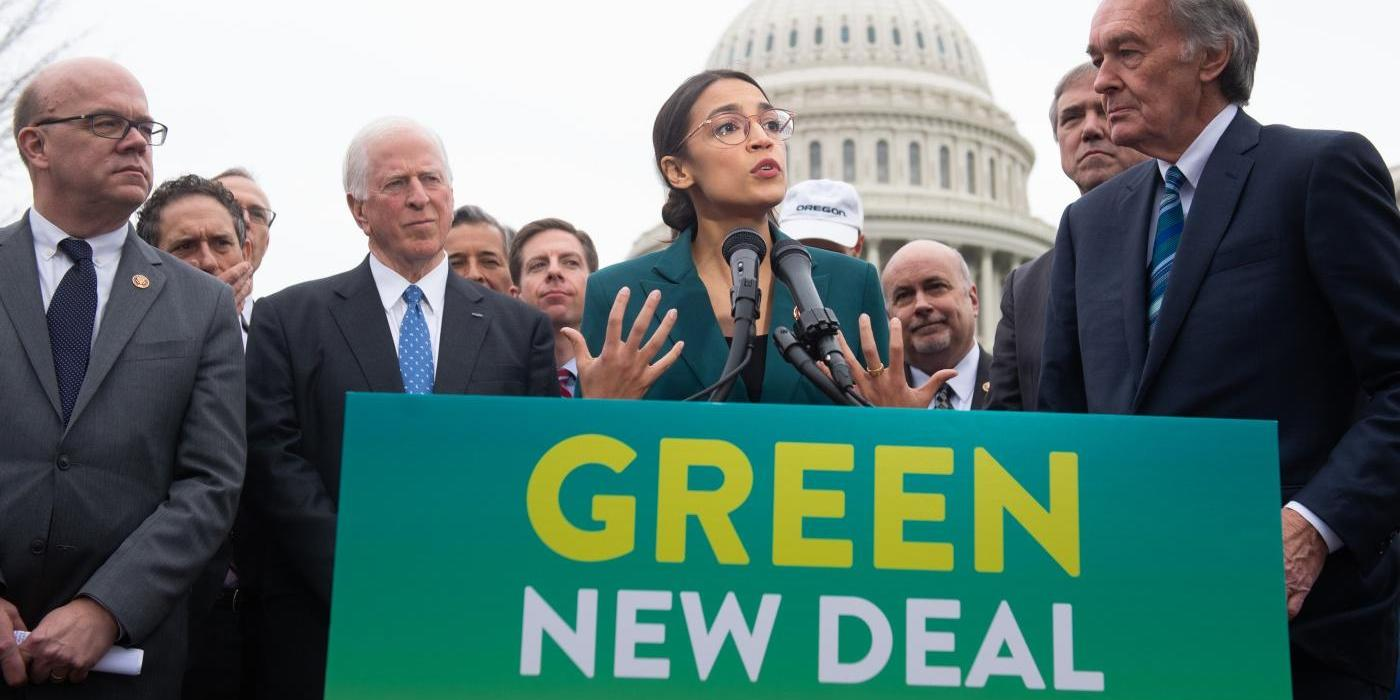 You're not imagining this – politicians in Washington are actually talking climate again