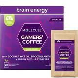 GAMER'S INSTANT COFFEE WITH COCONUT MCT, ANTIOXIDANTS, & GREEN OAT NOOTROPICS