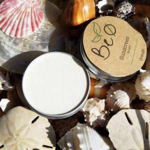 Lavender  Reef Safe Sunscreen   Vegan