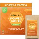 POWER INSTANT COFFEE WITH GINSENG EXTRACTS & COCONUT MCT OIL