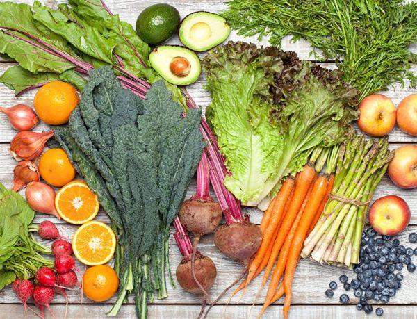 Mixed Fruit and Veggie Farm Box