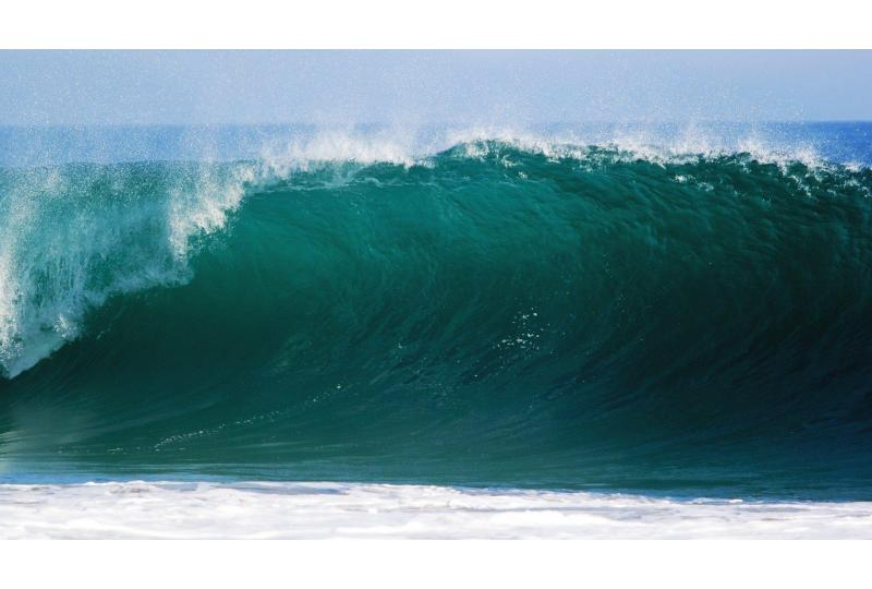 WHY IS MARINE ENERGY THE WAVE OF THE FUTURE?
