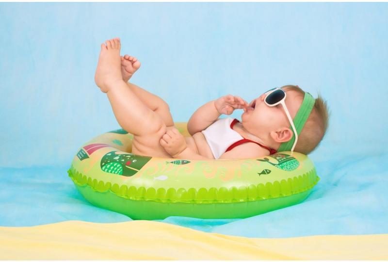 Use those EWG verified skin care products for babies