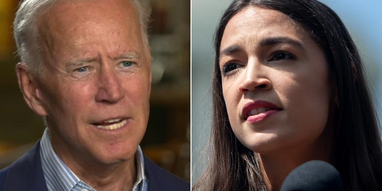 Alexandria Ocasio-Cortez to co-chair Biden-Sanders campaign climate task force