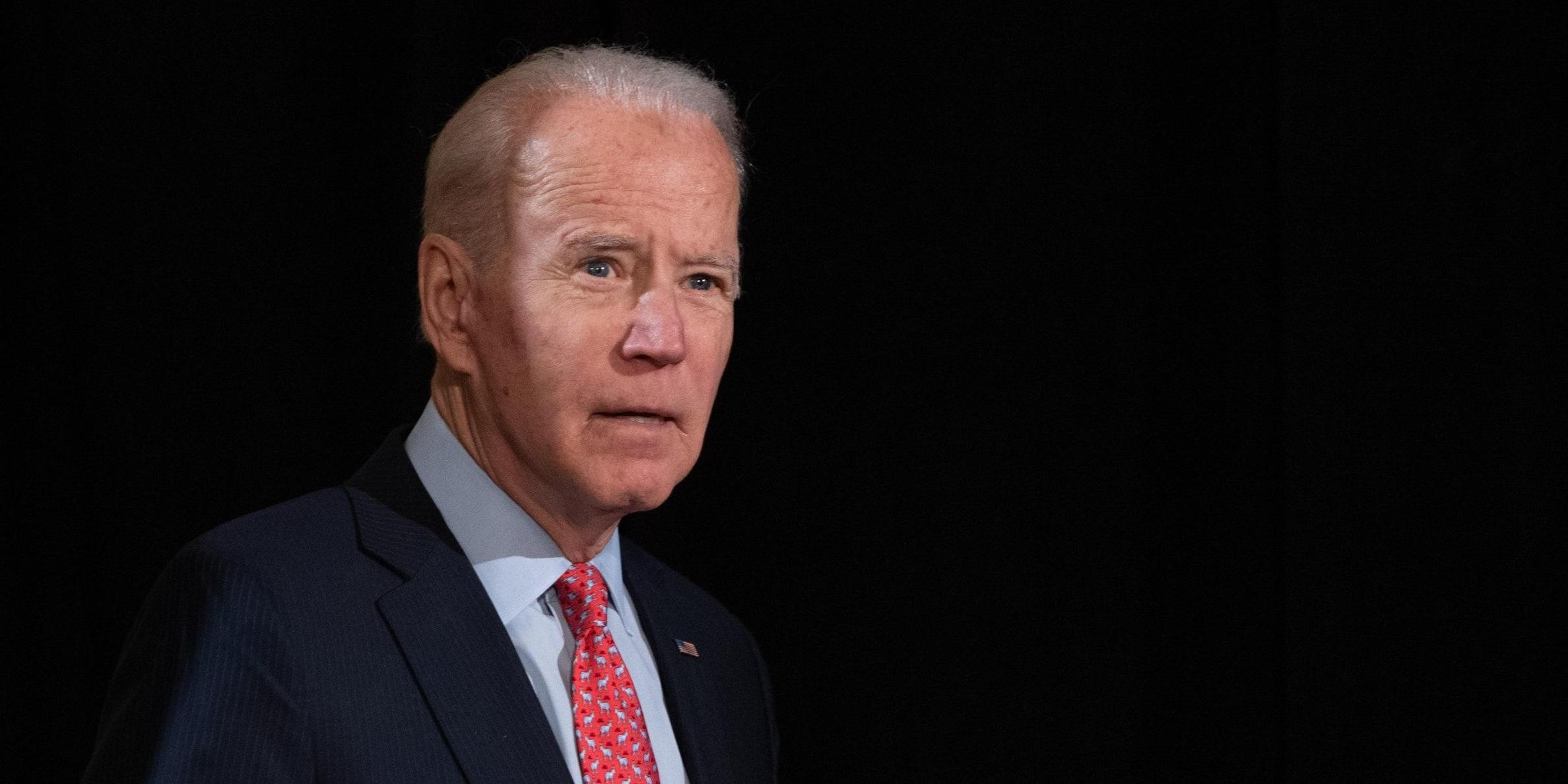 Joe Biden's Climate Change Record Doesn't Match His Rhetoric