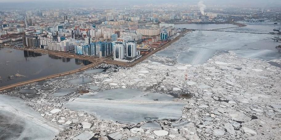 Rapid Arctic meltdown in Siberia alarms scientists